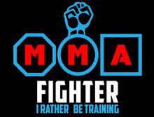 I rather be training